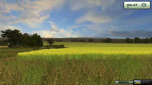 Скачать Byurtini_Schweiz_Map v1.4 для Farming Simulator 2013