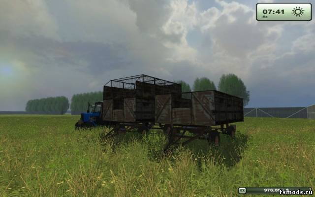 ПТС 4 для Farming Simulator 2013