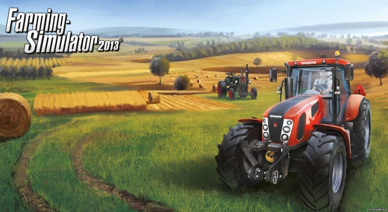 Ursus Addon для Farming Simulator 2013