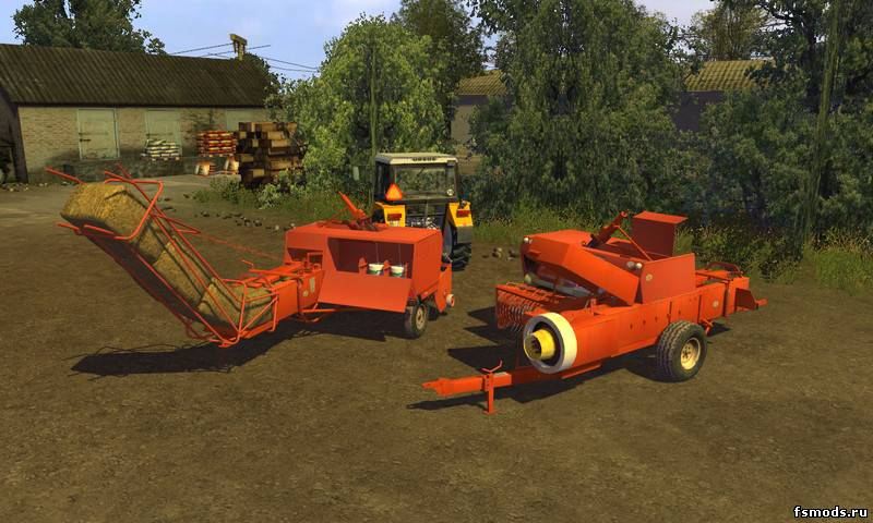 Sipma Z224 v 2.1 для Farming Simulator 2013