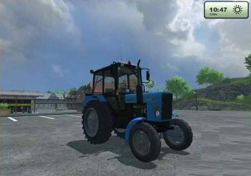 МТЗ 82.1 для Farming Simulator 2013