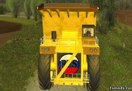 Белаз для Farming Simulator 2013