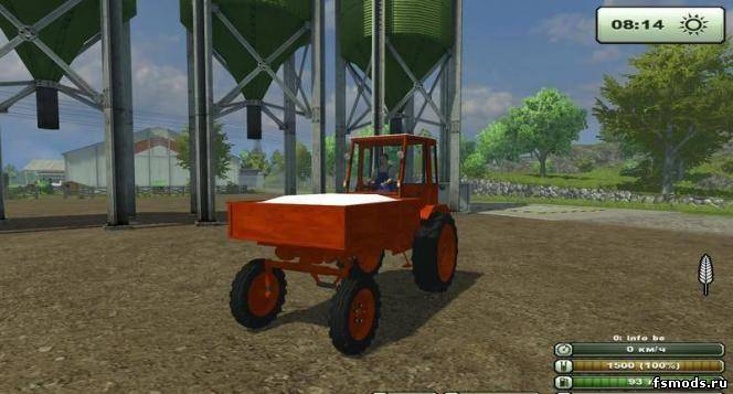 Т 16 М для Farming Simulator 2013
