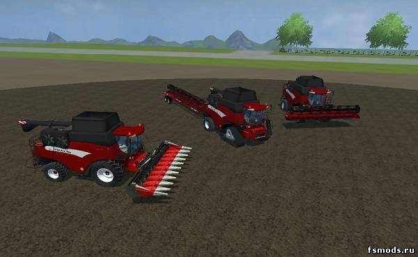 Case 9120 Axial Flow... для Farming Simulator 2013