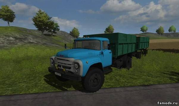 ЗИЛ ММЗ 554 для Farming Simulator 2013