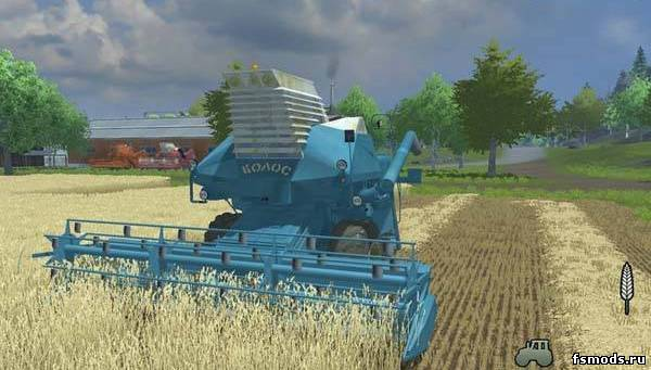 Колос для Farming Simulator 2013