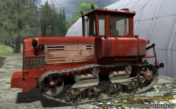 ДТ 75 для Farming Simulator 2013
