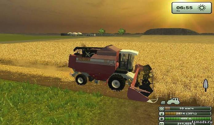 Скачать Palesse GS12 для Farming Simulator 2013