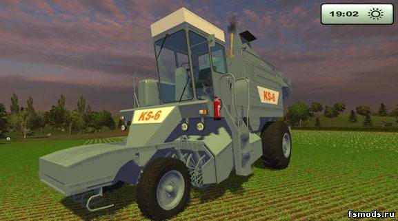 КС 6 v2 для Farming Simulator 2013