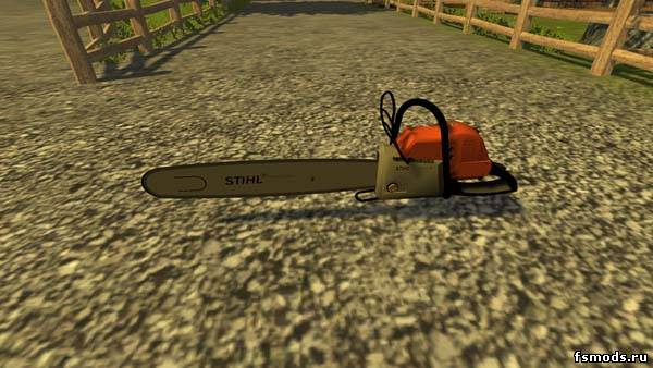 Бензопила STIHL для Farming Simulator 2013