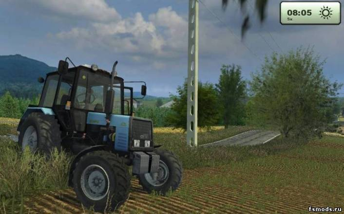 МТЗ 1025 для Farming Simulator 2013