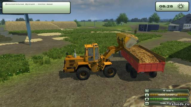 Амкодор 352 для Farming Simulator 2013