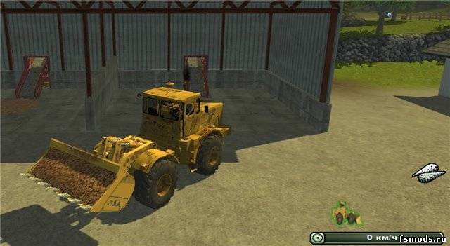 Кировец К-700АП для Farming Simulator 2013