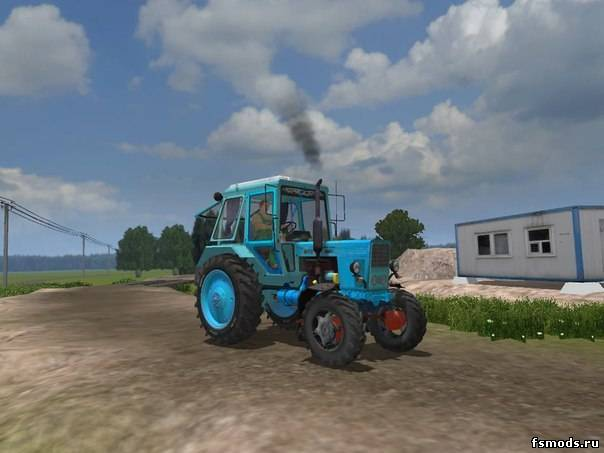 МТЗ 82 для Farming Simulator 2013