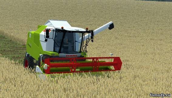 Скачать Claas Avero 240 для Farming Simulator 2013