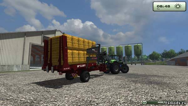 Arcusin Autostack для Farming Simulator 2013