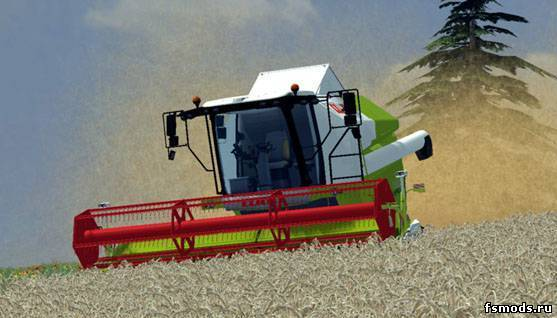 Скачать Claas Avero 160 для Farming Simulator 2013