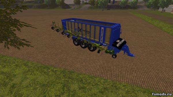 Art Mechanic TX 550 ... для Farming Simulator 2013