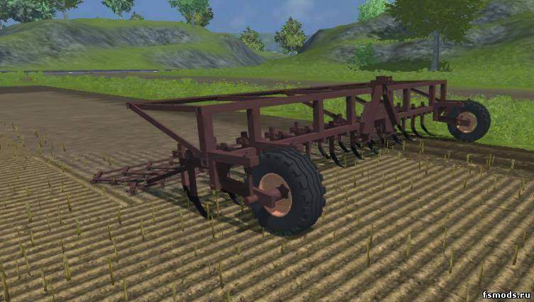 Культиватор КПС 4 для Farming Simulator 2013