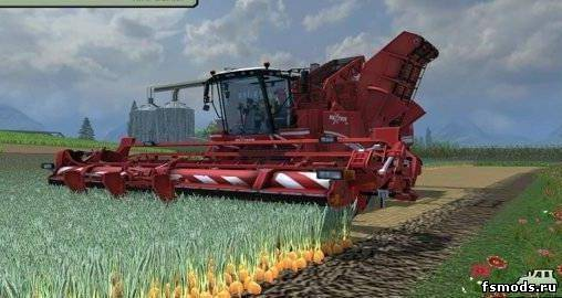 GRIMME Maxtron 620 M... для Farming Simulator 2013