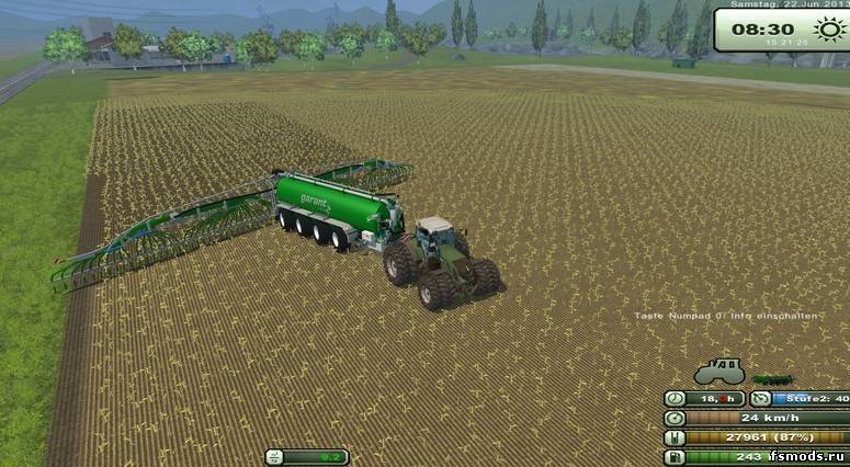 KOTTE GARANT PROFESS... для Farming Simulator 2013