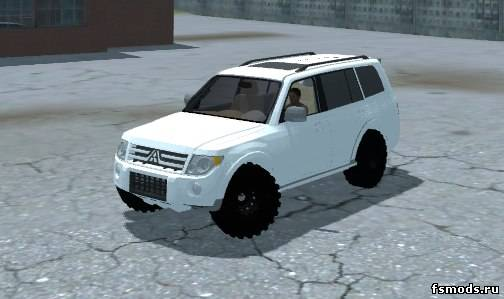 Mitsubishi Pajero (в... для Farming Simulator 2013