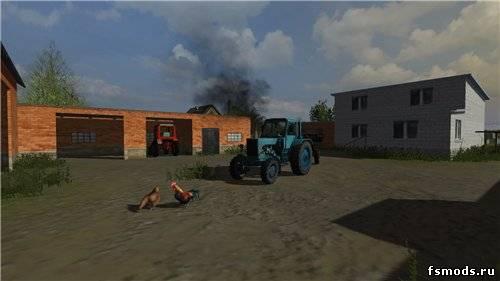 Скачать Бухалово для Farming Simulator 2013