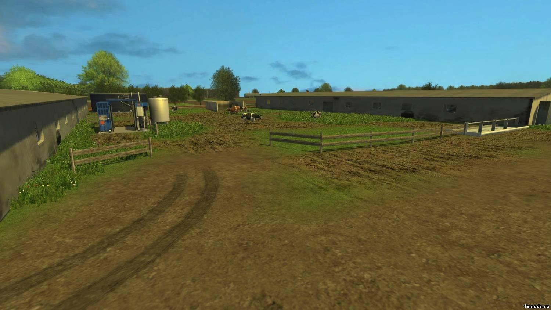 Скачать Сухое v2.5 для Farming Simulator 2013