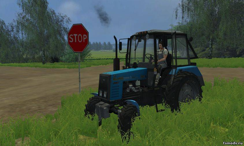 MTZ 82.1 для Farming Simulator 2013