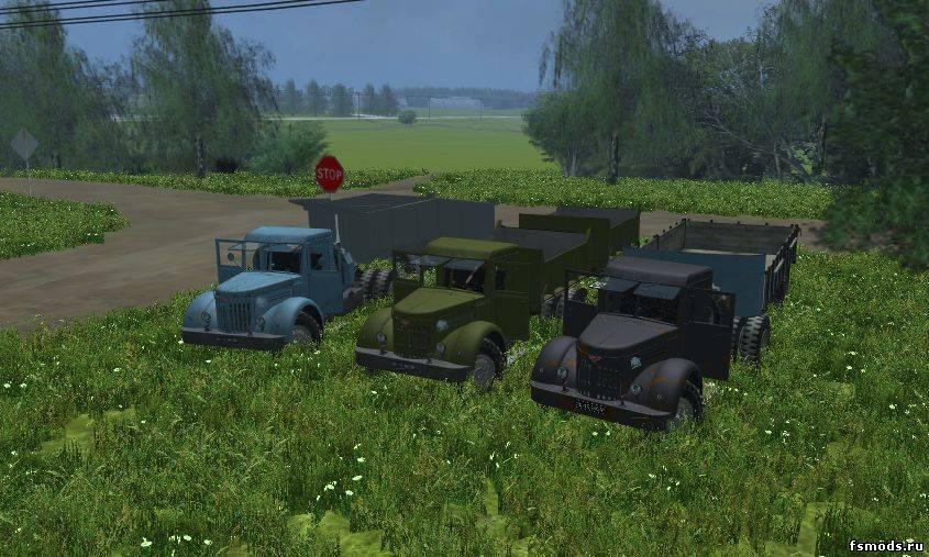 Работа трактора МТЗ-80, МТЗ-82 с прицепами, прицепными.