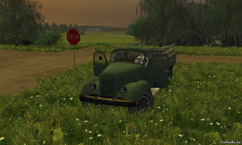 ZIL 164 для Farming Simulator 2013