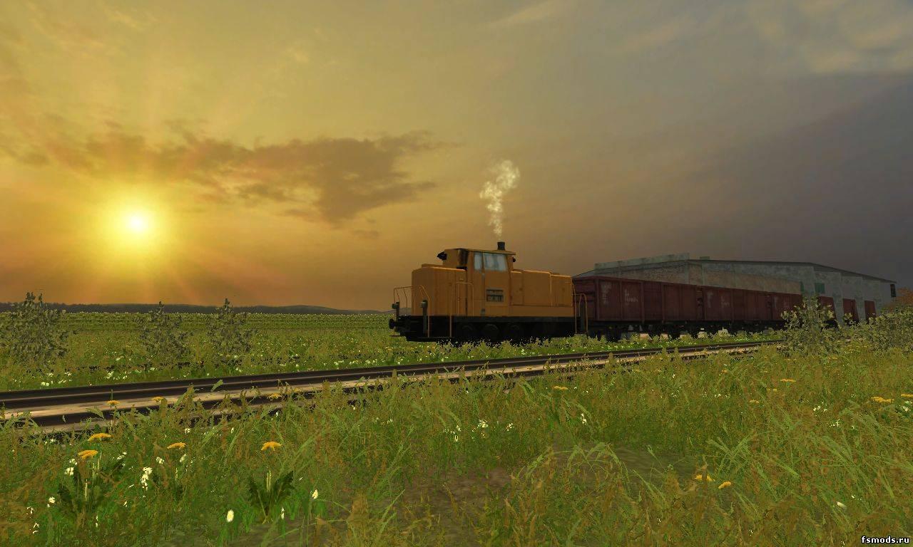 Скачать Назад в СССР для Farming Simulator 2013