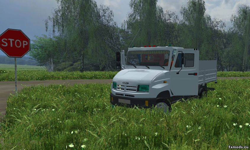 Zil 5301 для Farming Simulator 2013