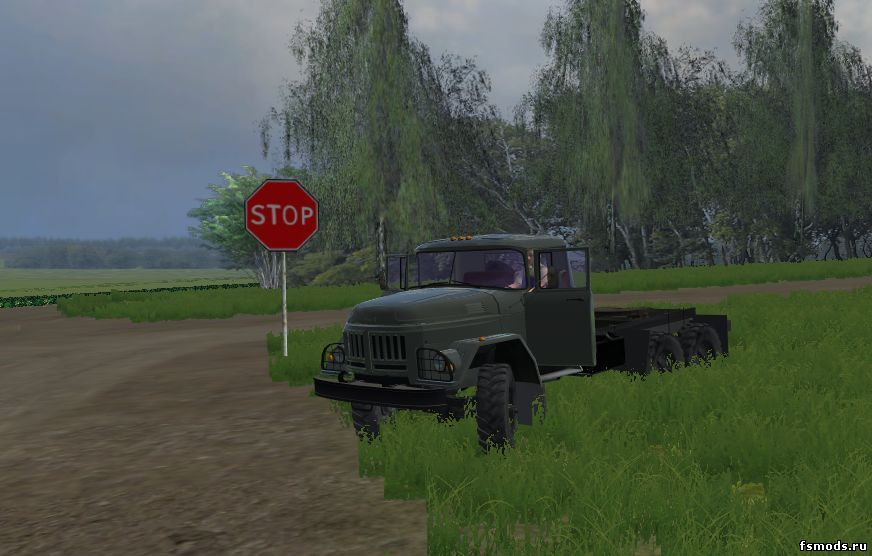 ЗиЛ 131 для Farming Simulator 2013