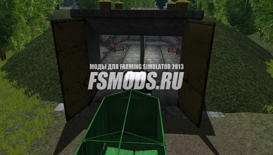 Скачать KOLKOZ для Farming Simulator 2013