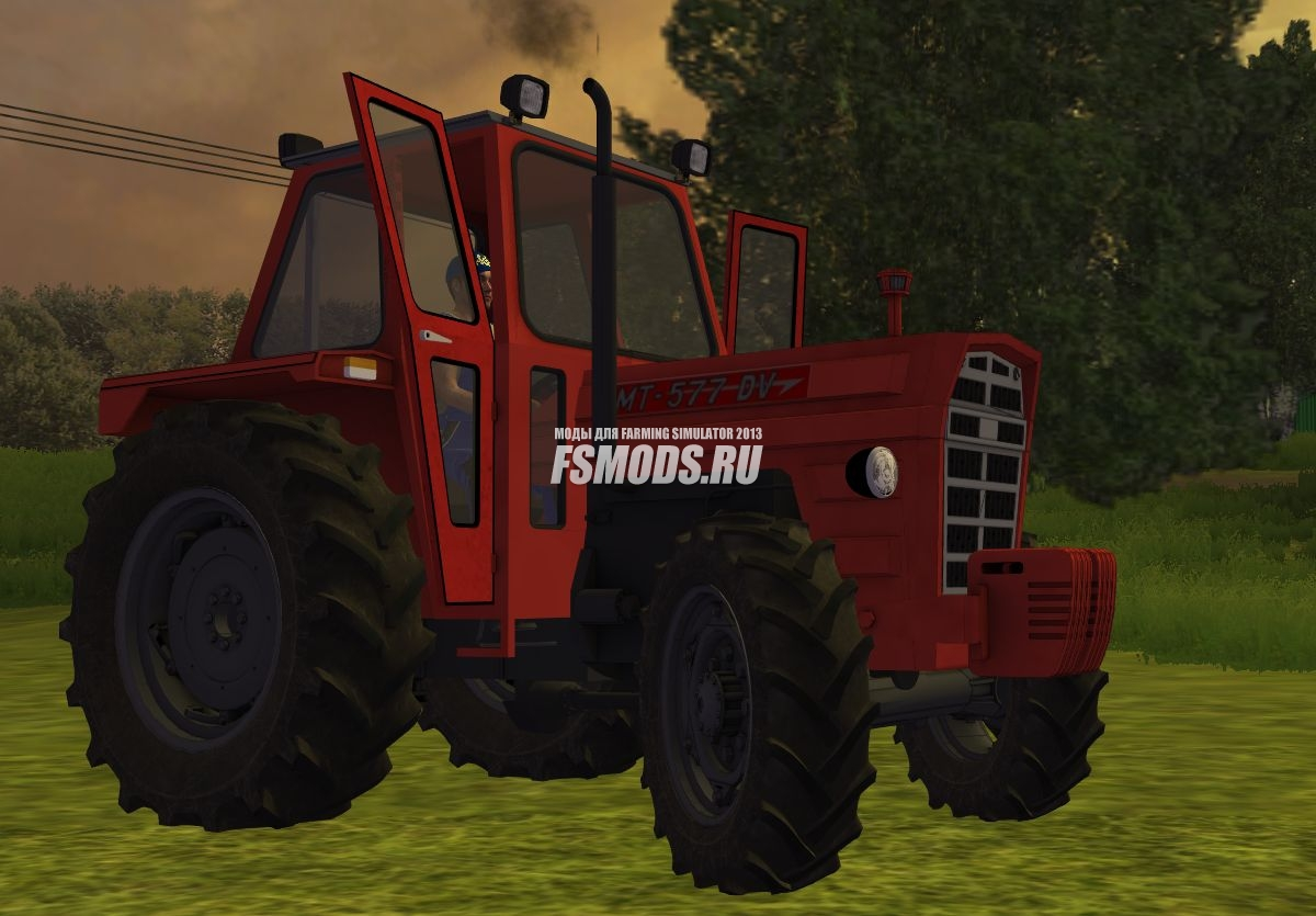 Скачать IMT 577 для Farming Simulator 2013