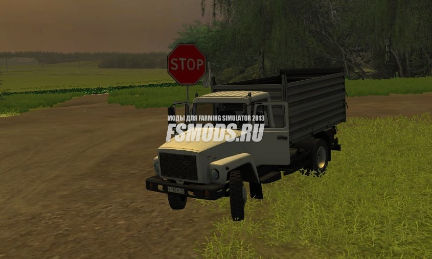 ГАЗ 35071 для Farming Simulator 2013