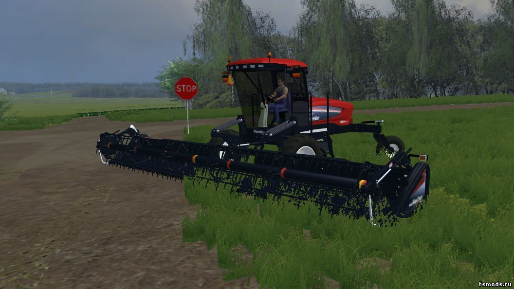 Pack MacDon M150 для Farming Simulator 2013