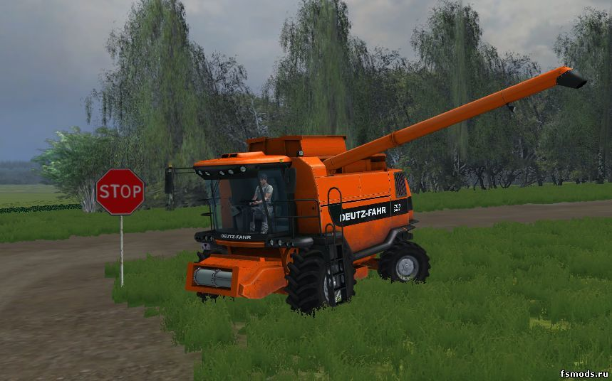 Скачать Deutz 7545 Spezial для Farming Simulator 2013