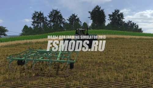 Скачать FORD CHISELPLOW для Farming Simulator 2013