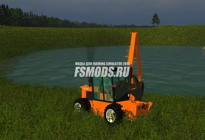 Fortschritt 445 для Farming Simulator 2013