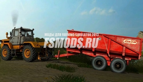 ПСТ-9 для Farming Simulator 2013