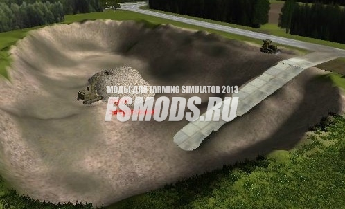 Скачать istye map 2013 rus для Farming Simulator 2013