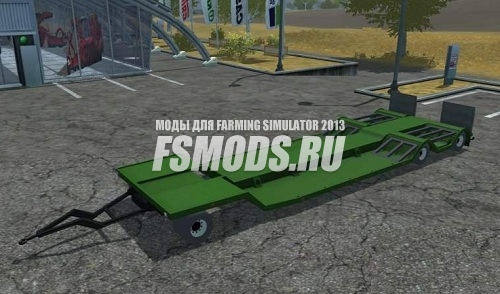 Spezial Tieflader для Farming Simulator 2013