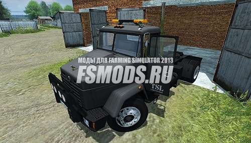 Скачать KRAZ 5133 TSL для Farming Simulator 2013