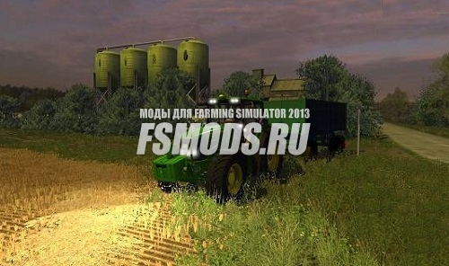 John Deere 6930 Premium для Farming Simulator 2013