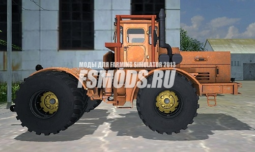 Кировец К700А для Farming Simulator 2013