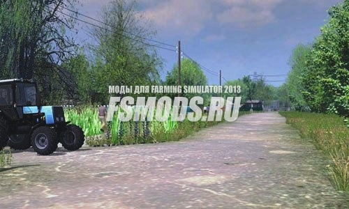 Новотроицкий v1.1 для Farming Simulator 2013