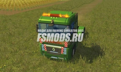 Renault Magnum для Farming Simulator 2013