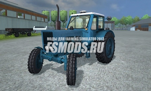 Скачать МТЗ-50 Fixed для Farming Simulator 2013
